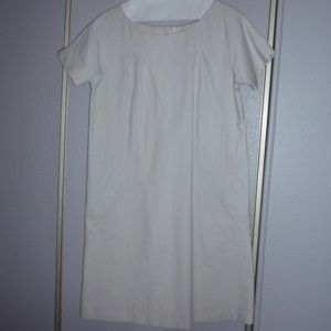 J.Crew Dress lined with Deep Side Pockets Size 4